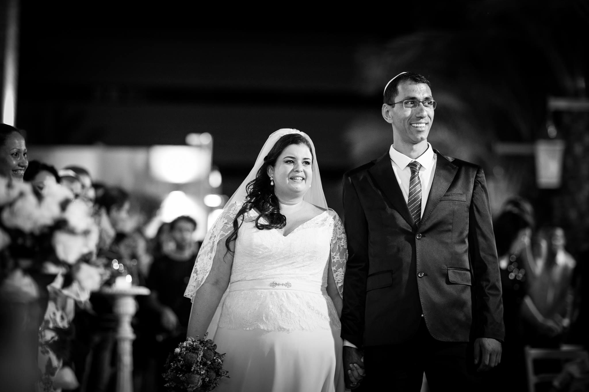 החתונה של אסתי ואמיר